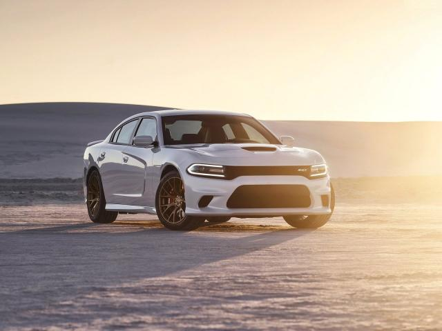 Image of Dodge Charger SRT Hellcat