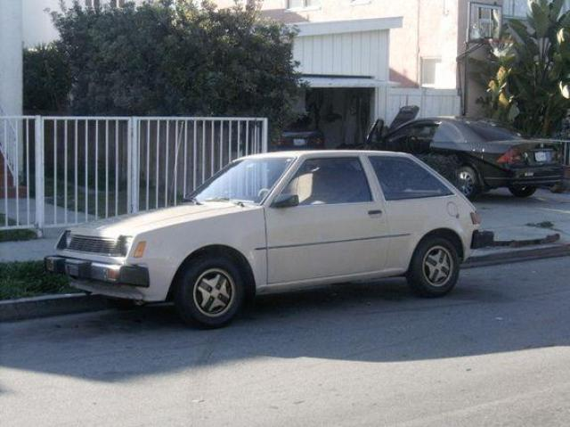 Image of Dodge Colt