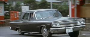 Photo of Dodge Coronet 440 Hemi 4 Door