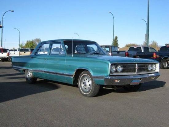 Image of Dodge Coronet 500 4-Door Hemi