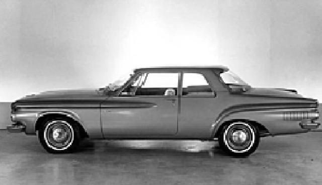 Image of Dodge Dart 413 Max Wedge coupe