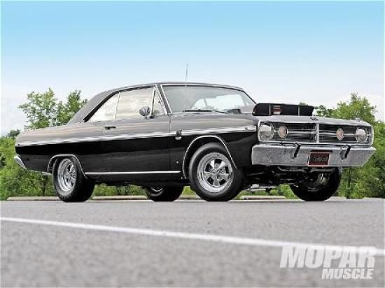 Image of Dodge Dart GTS Special