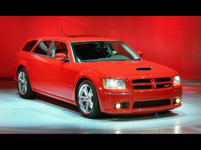 Image of Dodge Magnum srt8