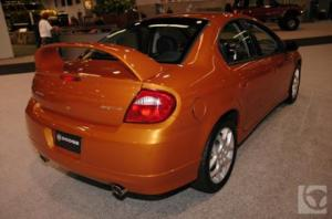 Photo of Dodge Neon SRT-4