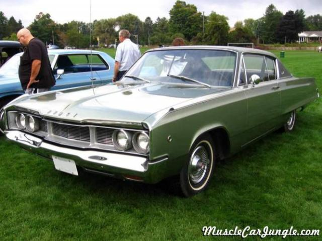 Image of Dodge Polara 500 Coupe