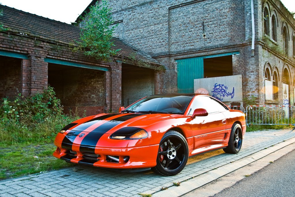 Dodge Stealth R T Twin Turbo Laptimes Specs Performance