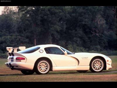 Image of Dodge Viper GT2