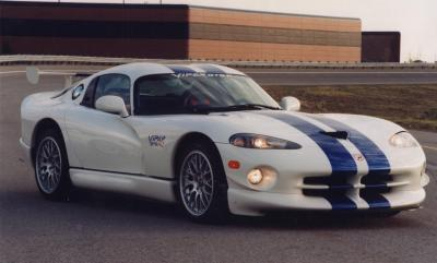 Image of Dodge Viper GT2