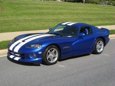 Image of Dodge Viper GTS