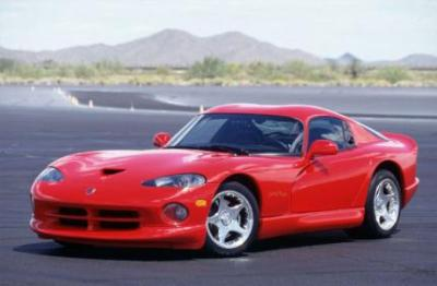 Image of Dodge Viper GTS