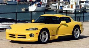 Photo of Dodge Viper RT/10 405 PS