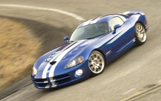 Image of Dodge Viper SRT-10