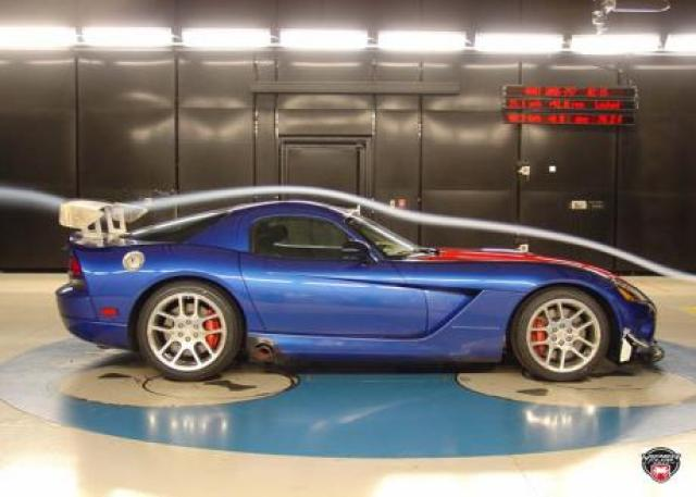 Image of Dodge Viper SRT-10 ACR