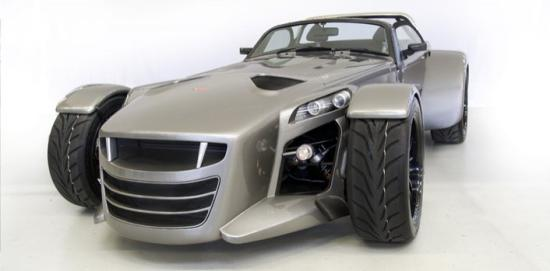 Image of Donkervoort D8 GTO
