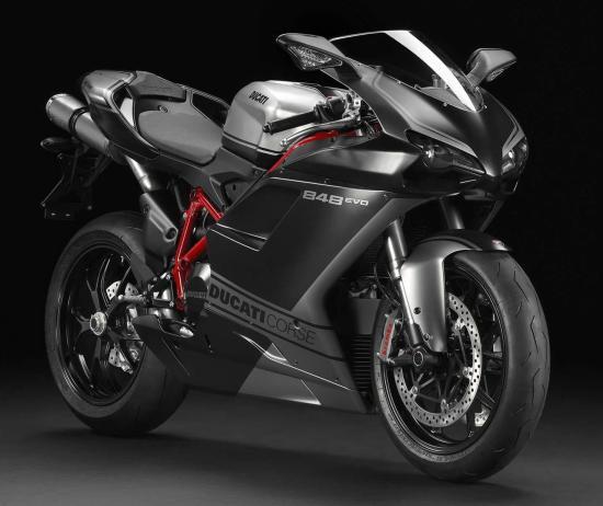 Image of Ducati 848