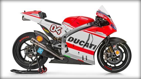 Image of Ducati GP14