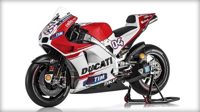 Image of Ducati GP15