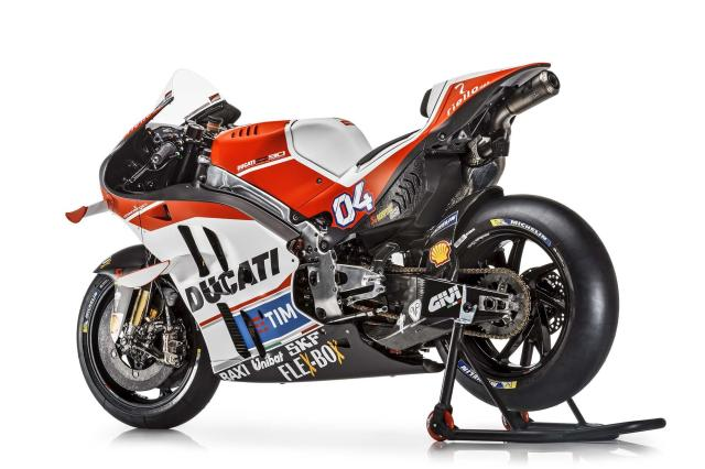 Image of Ducati GP16
