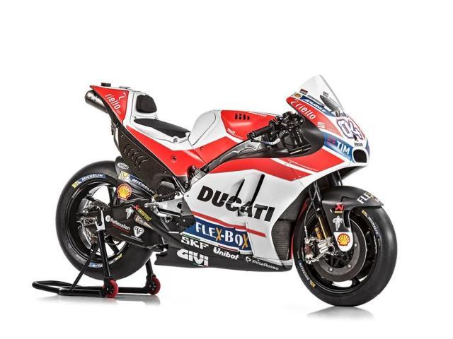 Image of Ducati GP17