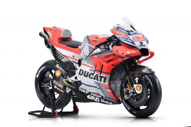 Image of Ducati GP18