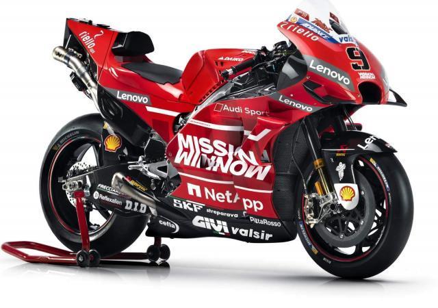 Image of Ducati GP19