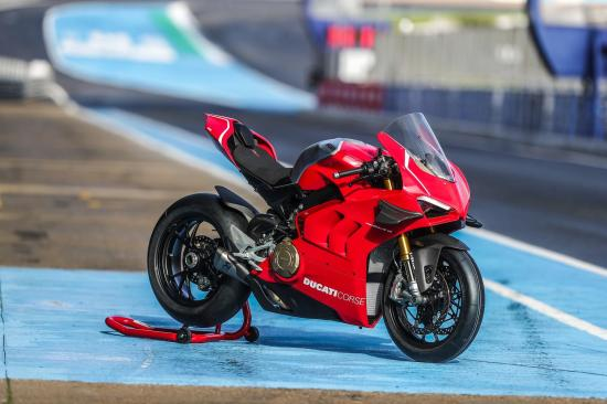 Image of Ducati Panigale V4 R