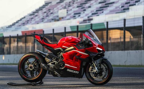 Image of Ducati Superleggera V4