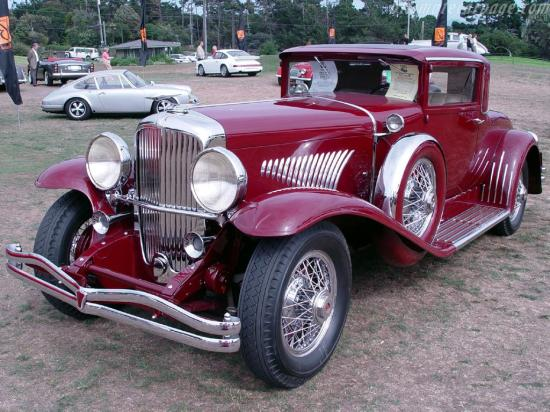 Image of Duesenberg  J Judkins Fixed-Top Coupe