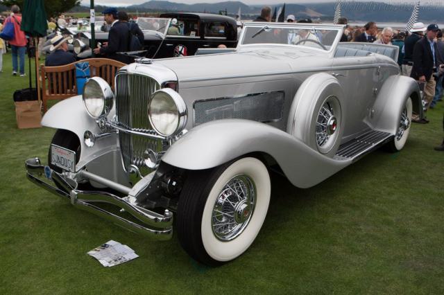 Image of Duesenberg SJN Rollston Convertible