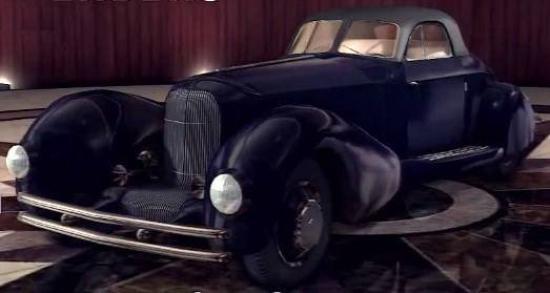 Image of Duesenberg Walker Coupe