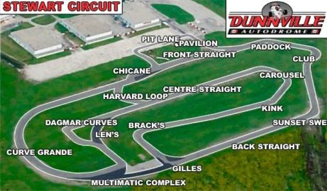 Image of Dunnville Autodrome