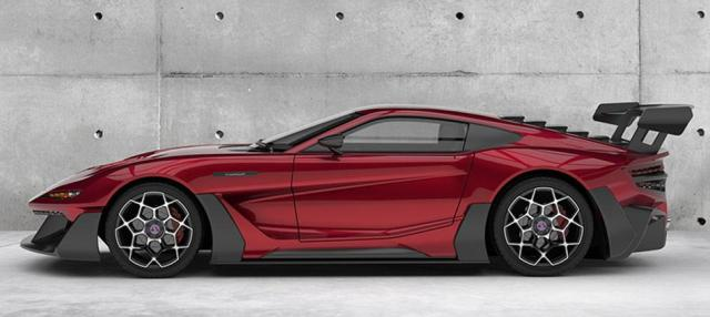 Image of Factory Five F9R