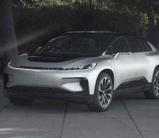 Picture of Faraday Future FF91