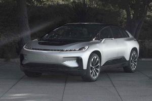 Picture of Faraday Future FF91