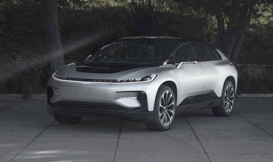 Image of Faraday Future FF91