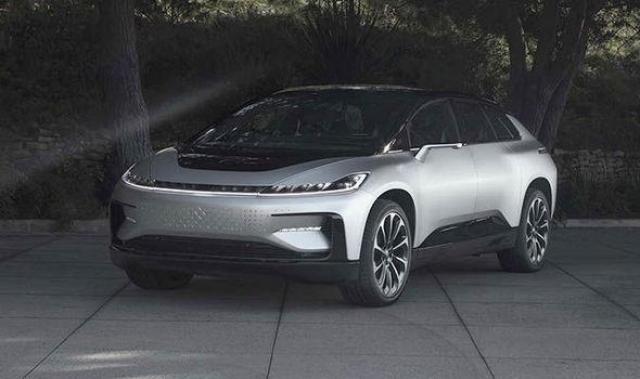 Image of Faraday Future FF91