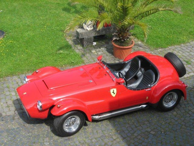 Image of Felber FF Ferrari