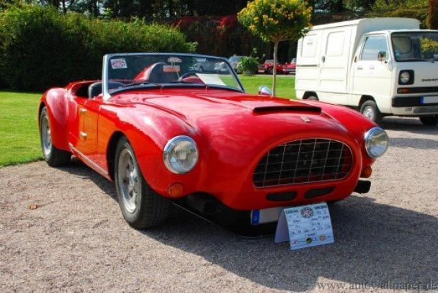 Image of Felber FF Lancia Spider 2.0