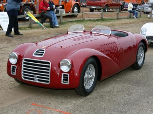 Image of Ferrari 125 S