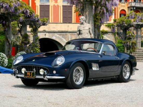 Image of Ferrari 250 GT Short Wheelbase