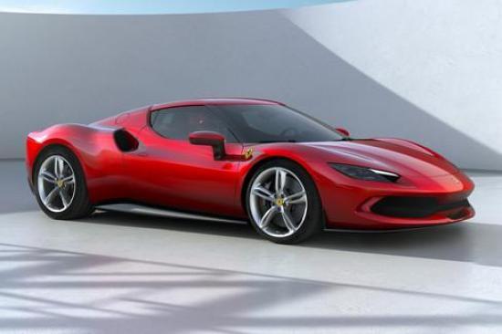 Image of Ferrari 296 GTB
