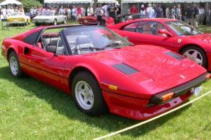 Picture of Ferrari 308 GTSi