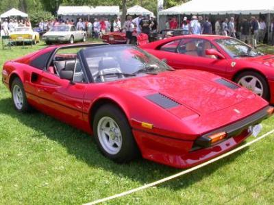 Image of Ferrari 308 GTSi