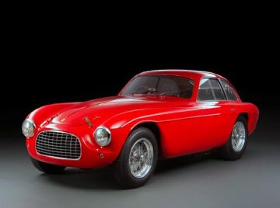 Image of Ferrari 340 America Berlinetta