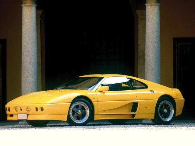Image of Ferrari 348 Zagato Elaborazione
