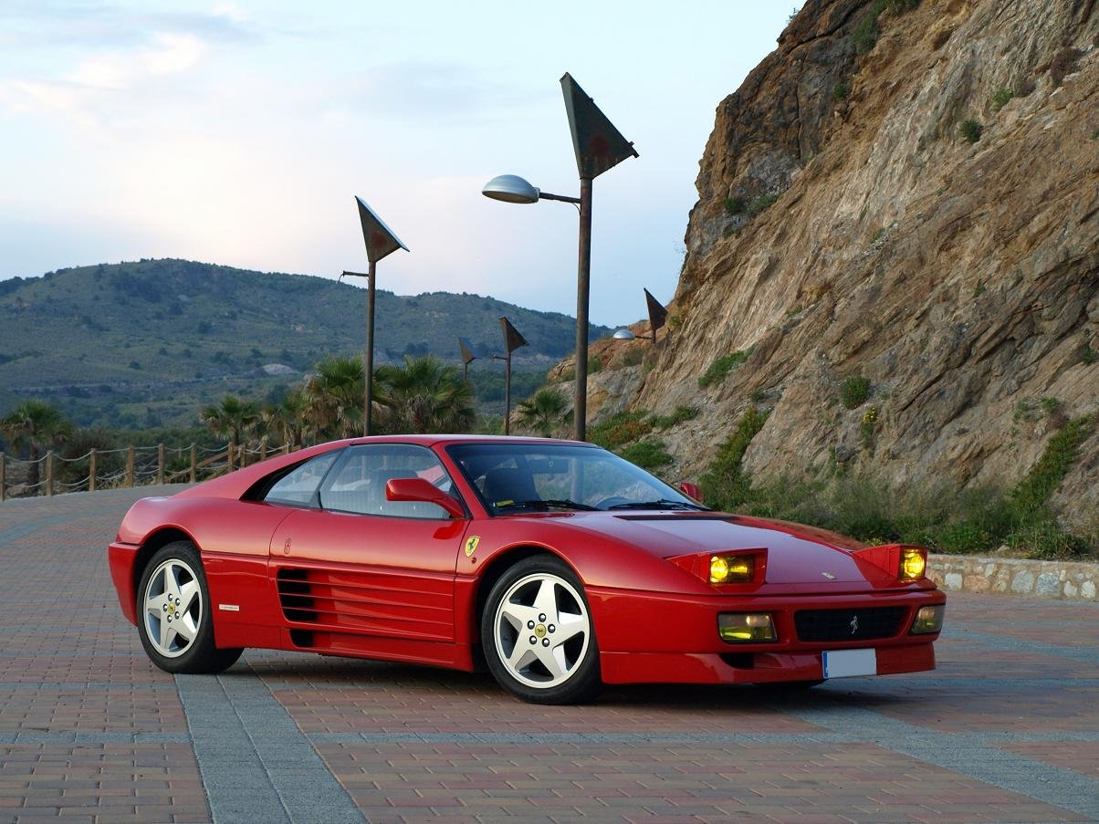 Ferrari 348tb Tiempos De Aceleración Accelerationtimescom