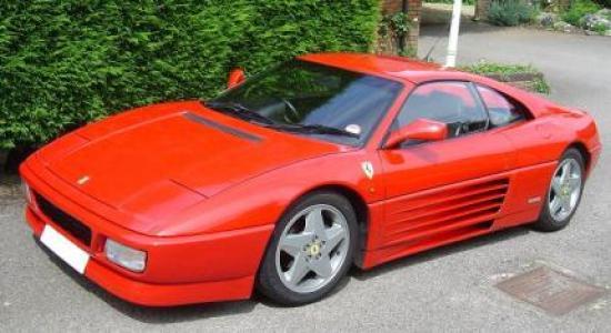 Image of Ferrari 348TB