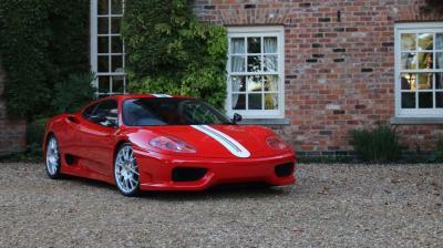 Image of Ferrari 360 CS