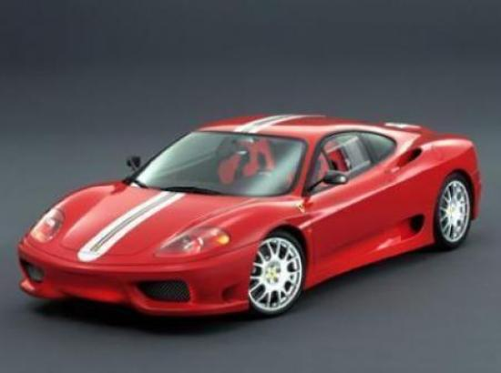 Image of Ferrari 360 CS