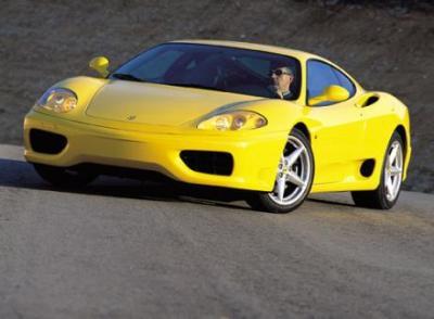 Image of Ferrari 360 Modena